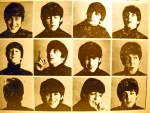 Click to view larger image of 'A Hard Day's Night' Beatles LP vinyl mono record 1964 (Image4)