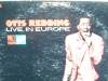 Click to view larger image of Otis Redding 'Live in Europe' vinyl lp record (Image2)