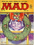 Click here to enlarge image and see more about item mad16: Mad magazine  #44, 1958