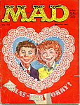 Click here to enlarge image and see more about item mad17: Mad magazine  #45, 1959.