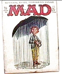 Click here to enlarge image and see more about item mad3: Mad magazine #63, 1961