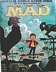 Click here to enlarge image and see more about item mad4: Mad Magazine #62, 1961