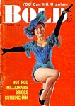 Click to view larger image of 'Bold'  vintage mini-magazine 1954 Debra Paget (Image1)