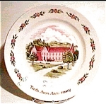 Click here to enlarge image and see more about item mcp25: Avon Tenth Anniversary Plate