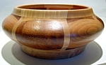 Click here to enlarge image and see more about item miscwb1: Wooden bowl by David Morrison