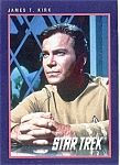 Click here to enlarge image and see more about item mtcstrtrk1: Star Trek vintage trading cards 1979