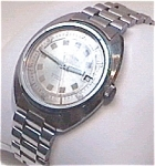 Westclox automatic man's vintage wrist watch