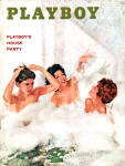 Click here to enlarge image and see more about item pb11: Playboy  vintage magazine May 1959