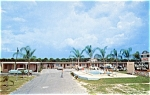 Click to view larger image of Post Card Holiday Motel Florida (Image1)