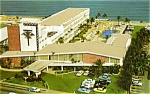 Click to view larger image of Post Card Thunderbird Resort Miami Beach Fla. (Image1)