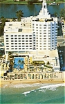 Click here to enlarge image and see more about item pcus9: Post Card New Versailles Hotel Miami Beach
