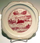 Click here to enlarge image and see more about item pltwnpg5: Winnipeg, Canada  collector plate