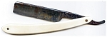 Click to view larger image of Antique vintage straight razor (Image1)