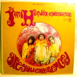 Click here to enlarge image and see more about item rlphnexm: 'Are You Experienced' rare Jimi Hendrix stereo vinyl lp