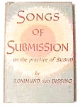 Click here to enlarge image and see more about item sb4: Songs of Submission on the Practice of Subud