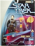Click here to enlarge image and see more about item stdaca10: Star Trek Cadet Data figurine