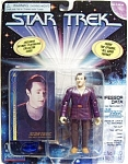 Click here to enlarge image and see more about item stdapro9: Star Trek Professor Data figurine