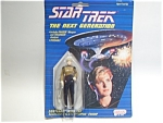 Click here to enlarge image and see more about item styar3: Star Trek Tasha Yar Figurine 1988