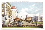 Washington D.C. vintage post card