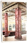 Click here to enlarge image and see more about item uspc3: N.Y. Central Station, Utica N.Y. vintage post card