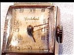 14K gold 'Cortebert' lady's vintage watch