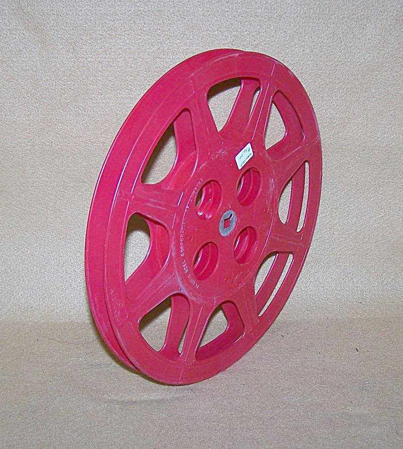 10 Inch 16mm Movie Film Empty Plastic Reel 800 ft (Image1)