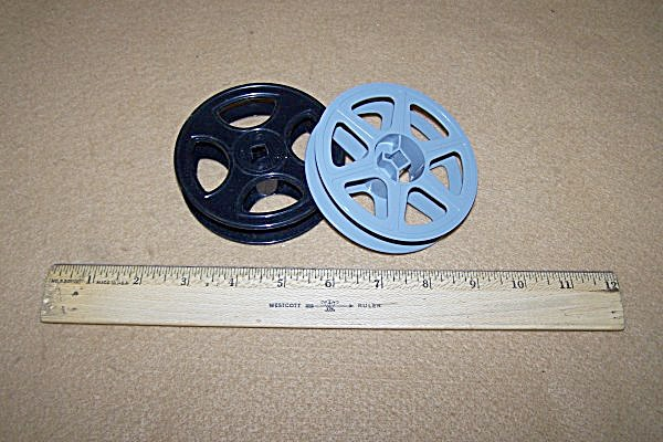 3.5 Inch 16mm Movie Film Empty Reel (Image1)
