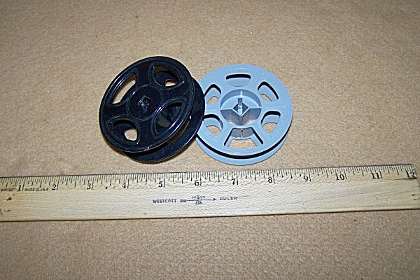 2.75 Inch 16mm Movie Film Empty Reel (Image1)