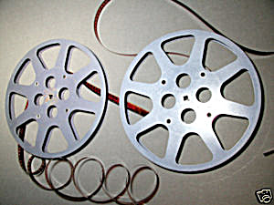 16mm Bulk Movie Film For Display Use