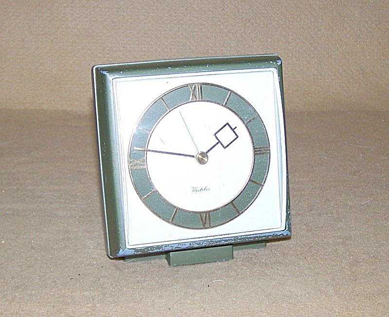 1954 Westclox Electric Alarm Clock Named Bryon