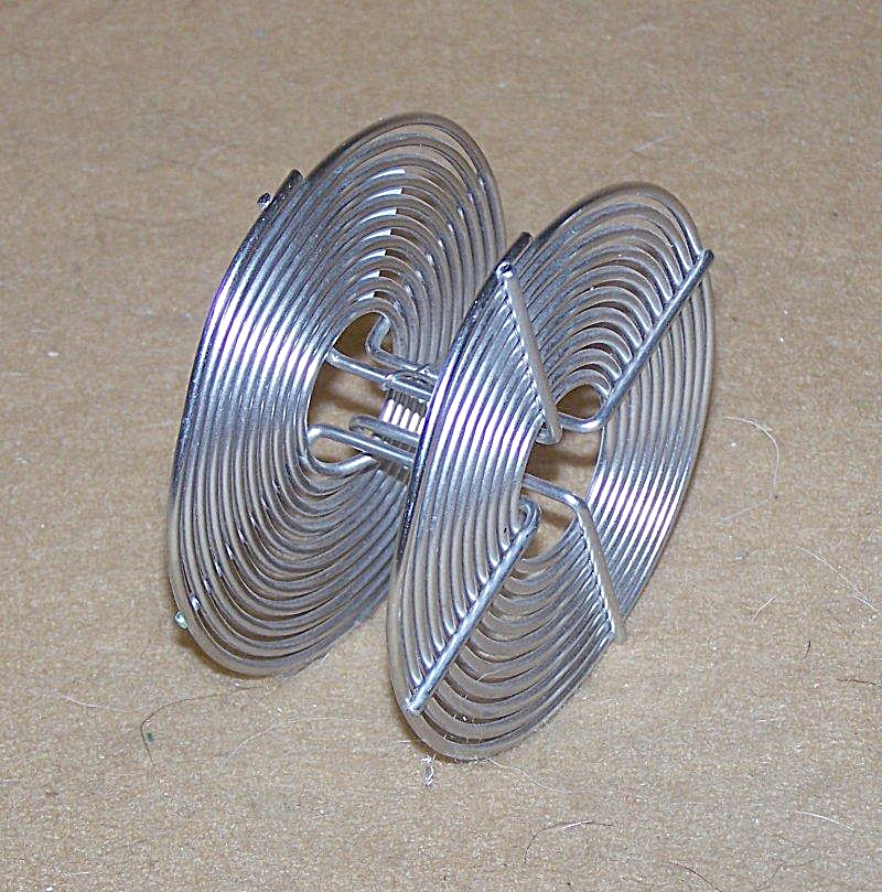 Metal 3.25 Inch 35mm Movie Film Developing Reel