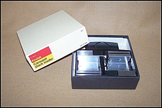 Vintage Kodak Slide Carousel 35mm Stack Loader 7300 (Image1)