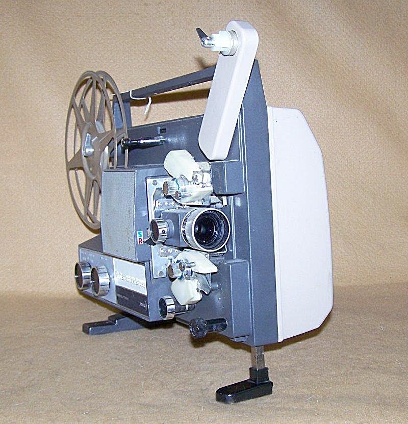 Vivitar Mod 733A Dual 8 Movie Projector (Image1)