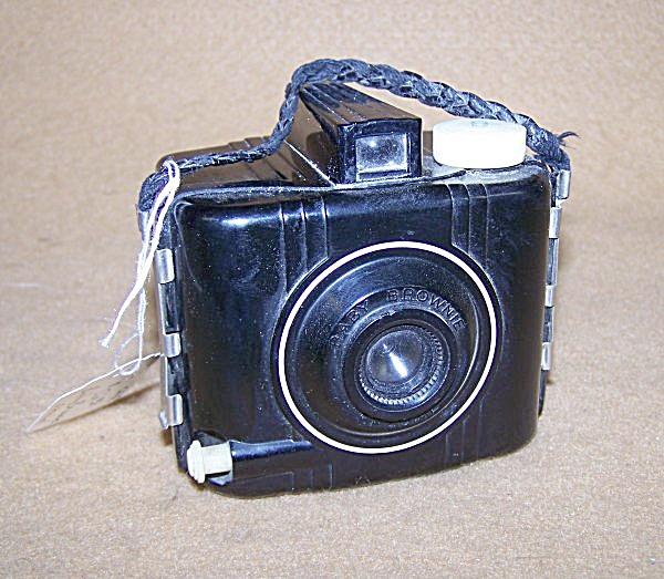 1940's Kodak Baby Brownie Special Camera