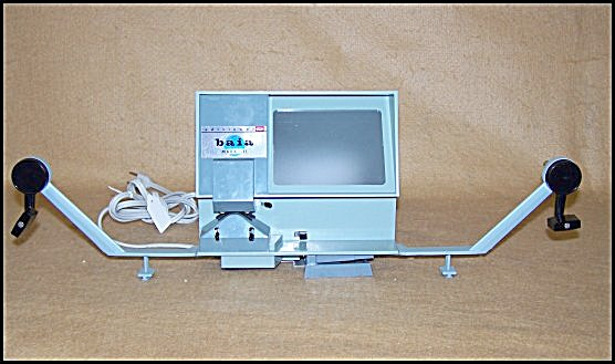 Baia Standard 8mm Movie Film Editor with Splicer 7460 (Image1)
