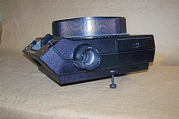 Kodak Carousel Slide Film Projector Model 4200 7530 (Image1)