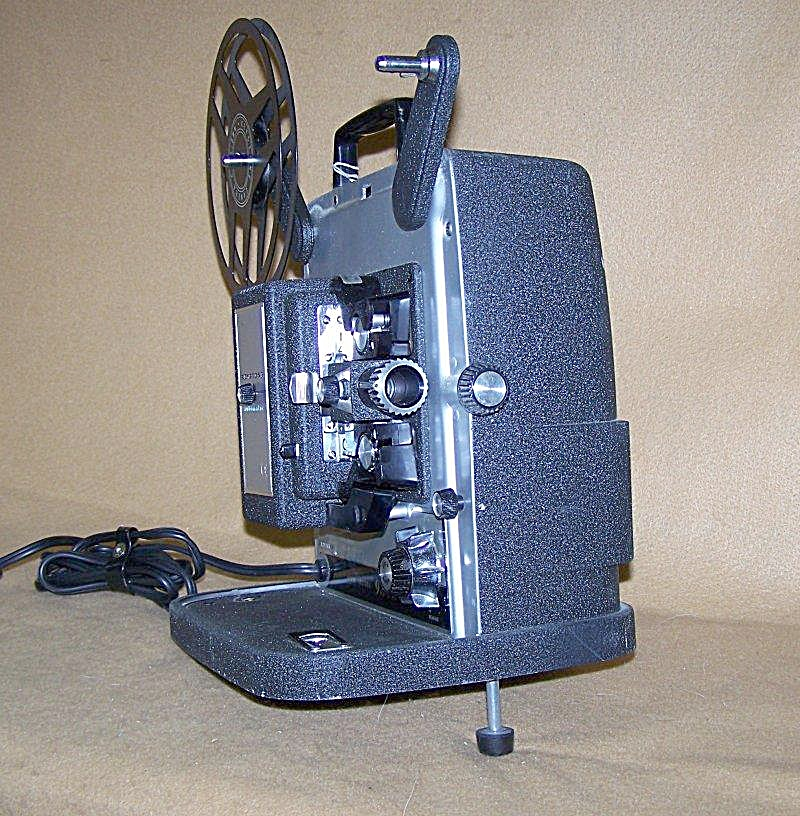 Vintage Keystone Mod 980z 8mm Movie Projector 7607