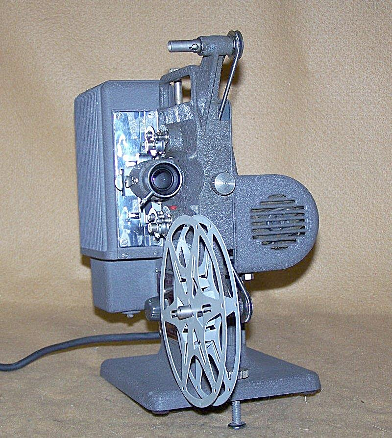 1930's Kodascope Eight-33 8mm Movie Projector