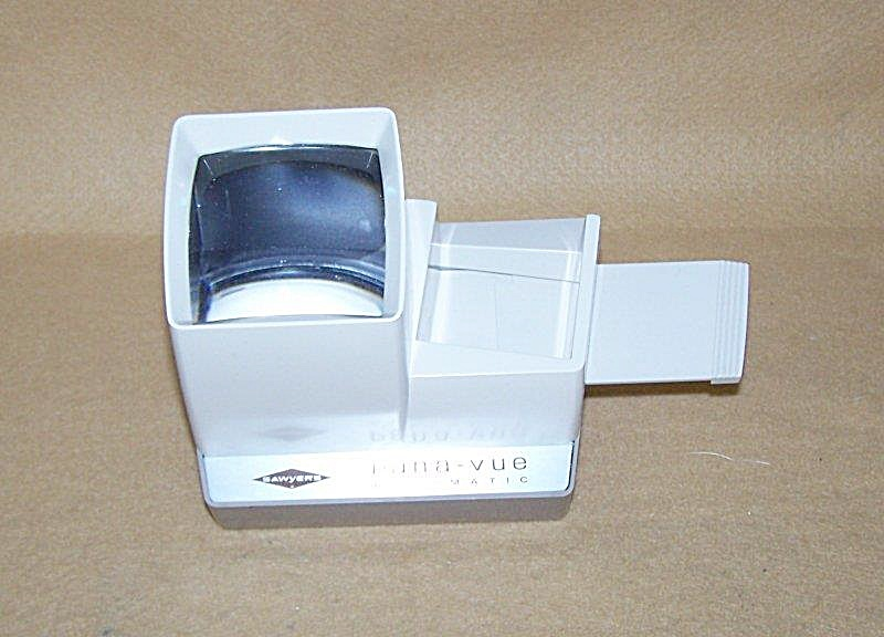 Vintage Sawyers Pana-vue 35mm Slide Stack Viewer