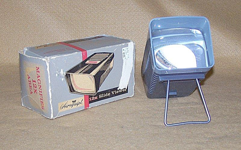 Vintage Airequipt 12X 35mm Slide Viewer (Image1)