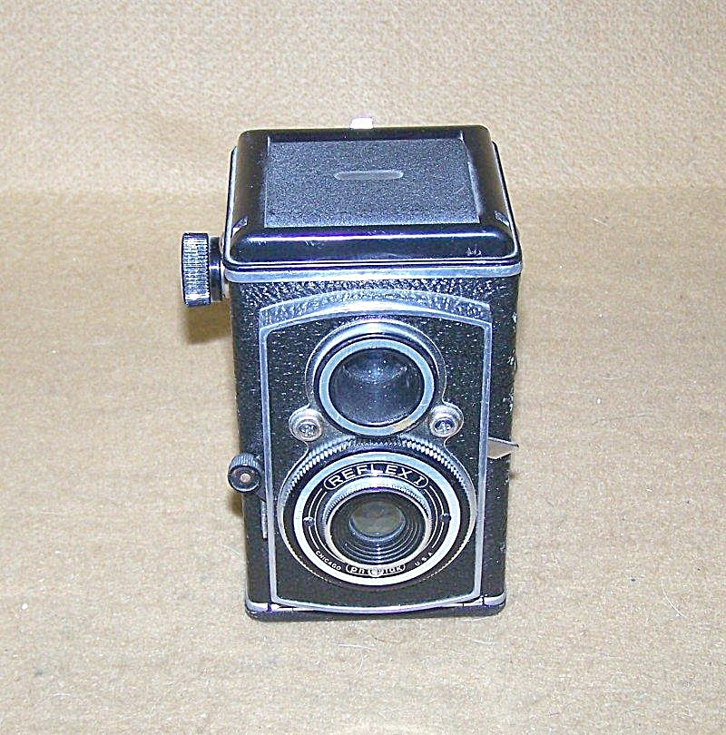 Vintage 1953 Photak Reflex I Top View Camera