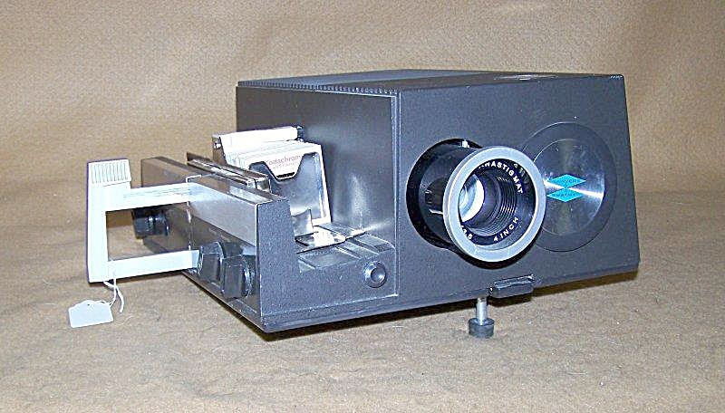Vintage Sawyers 550R 35mm Slide Projector 7643 (Image1)