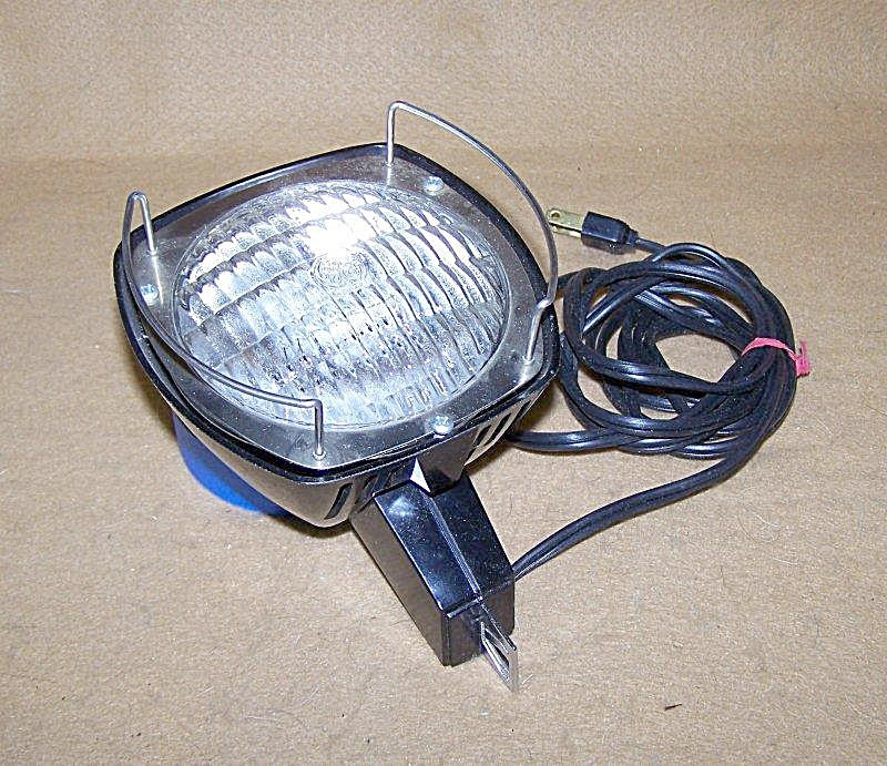 Vintage Keystone Super 8 Movie Flood Light
