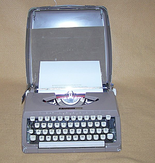 compact typewriter
