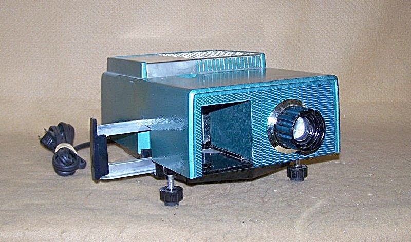 Vintage Argus Special 35mm Slide Tray Projector 9578 (Image1)