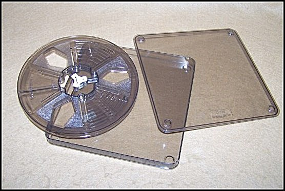 High Quality 8mm 7 Inch Autoloading Take-up Reel (Image1)