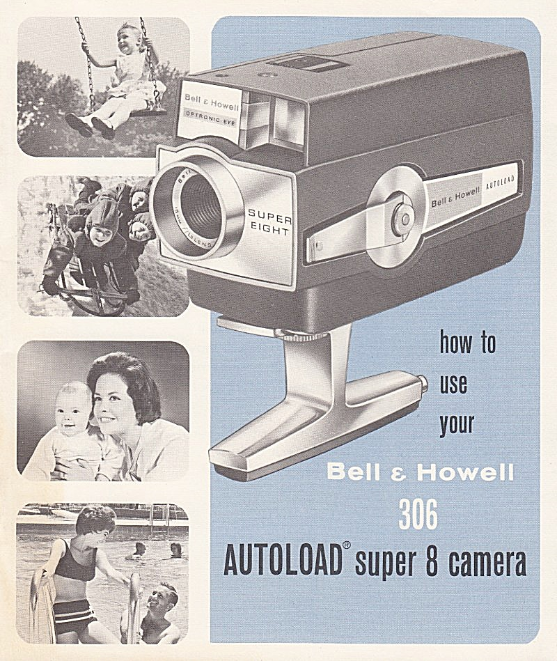 B&h Movie Camera, Model 306 - Downloadable E-manual