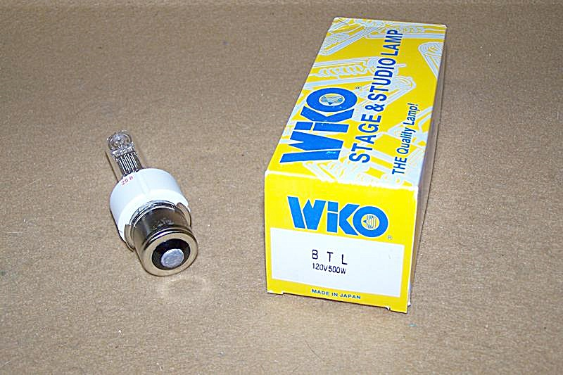 Btl 500 Watt 120 Volt Projector Bulb Replacement
