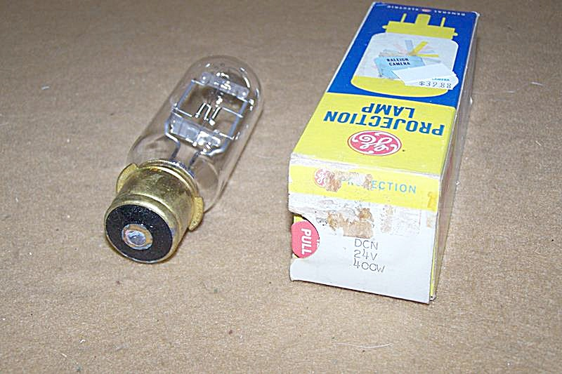 Dcn 400 Watt 24 Volt Projector Bulb Replacement