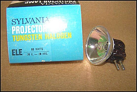 ELE 80 Watt 30 Volt Projector Bulb Replacement (Image1)